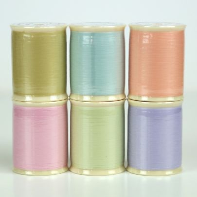 Superior So Fine 50wt Deluxe Selections - Pastels