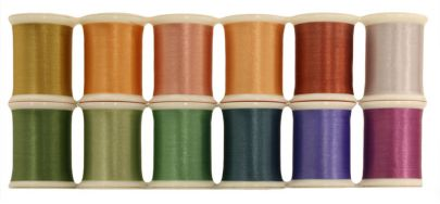 Superior Art Studio 40wt Polyester Thread Collection High Desert
