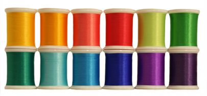 Superior Art Studio 40wt Polyester Thread Collection Rain Forest