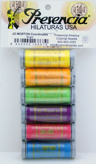 Presencia Threads Sampler Bright