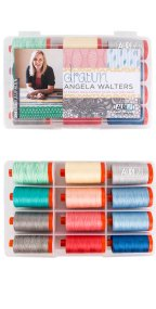 Aurifil Drawn Collection by Angela Waters AW50DW12