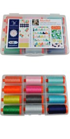 Aurifil Maribel Collection by Annabel Wrigley AW50MC12