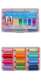 Aurifil Piece & Quilt Colors By Christa Watson CW50PQC12