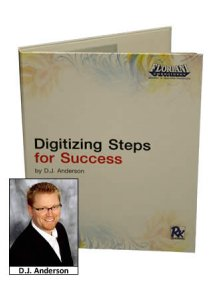 Floriani Digitizing Steps For Success