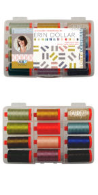 Aurifil The Erin Dollar Collection by Erin Dollar ED50AC12