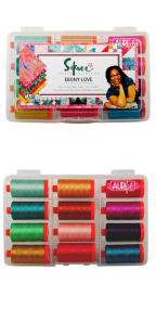 Aurifil Sakura by Ebony Love EL50SC12