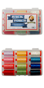 Aurifil Back Porch by Kaye England KE50BP12