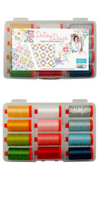 Aurifil Daisy Days by Keera Job KJ50DD12