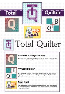 Floriani My Total Quilter