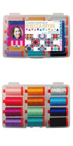 Aurifil The Rebecca Bryan Collection by Rebecca Bryan RB50PC12