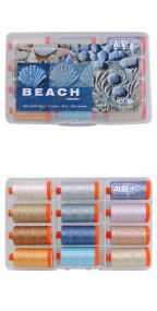 Aurifil Beach By Sheena Norquay SN50BC12