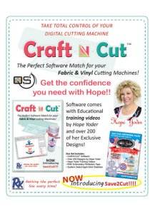 Quilters Select Craft N Cut