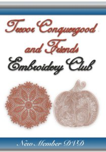 Trevor Conquergood and Friends Embroidery Club