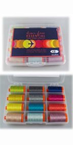 Aurifil Thread Essential Collection Large Spools by Alison Glass AG50E12