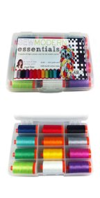 Aurifil Thread Sew Modern Essentials 50wt by Angela Yosten AY50SM12