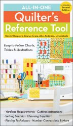All In One Quilters Reference Tool