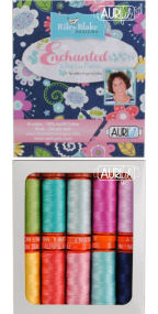 Aurifil Enchanted Collection From Dodi Lee Poulsen 10 Small Spools DLP50EC10