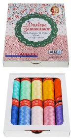 Aurifil 10 Small Spools Cotton 50wt Darlene Zimmerman