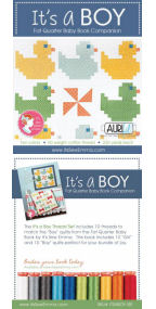 Aurifil It�s a Boy Collection From Its Sew Emma 10 Small Spools ITSABOY-ISE
