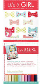 Aurifil It�s a Girl Collection From Its Sew Emma 10 Small Spools ITSAGIRL-ISE