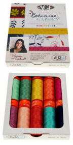 Aurifil Bohemian Garden Collection From Maureen Cracknell 10 Small Spools MC50BG10