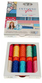 Aurifil Intense Glow Collection From Pat Bravo 10 Small Spools PB50IG10