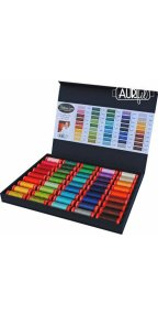 Aurifil Essentials Collection From Patrick Lose 45 Small Spools PL50EC45